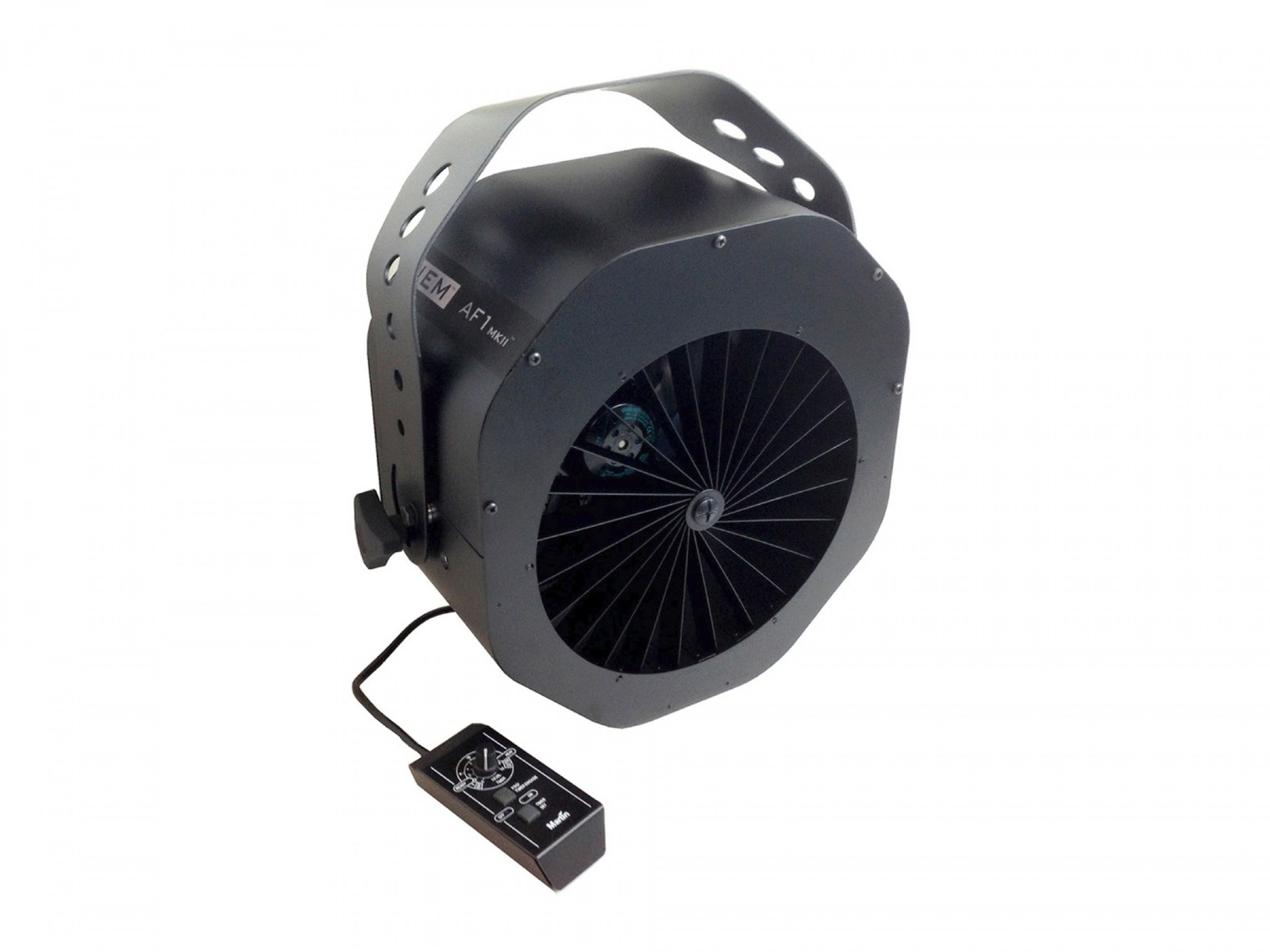 StageGear Portable DMX Fan Solutions