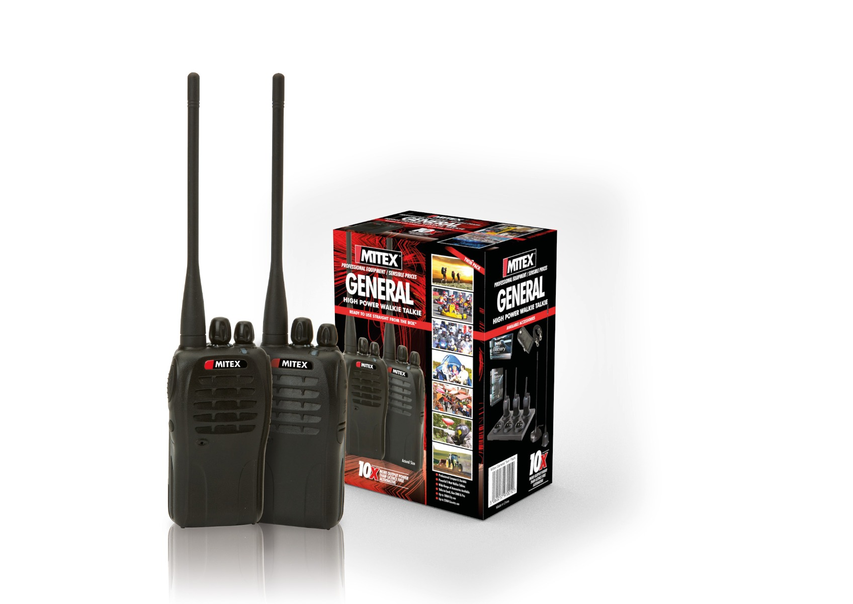 StageGear Two Way Radio Solutions
