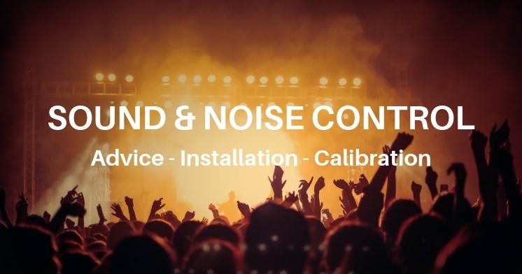 StageGear Noise Control