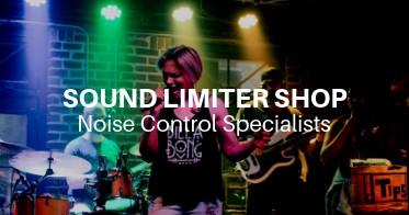 Sound Limiter Shop